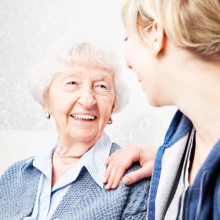 Long Term Care (LTC) 24/7 at Park Manor of The Woodlands nursing home in The Woodlands, TX.