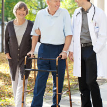 Rehab & Therapy at Park Manor of The Woodlands nursing home in The Woodlands, TX.